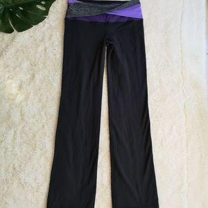 Lululemon twist belt pants